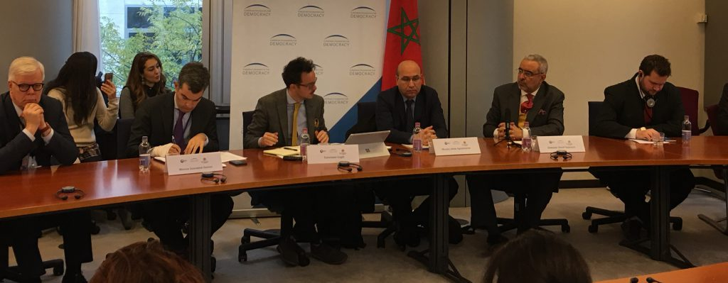 Good practices in preventing radicalisation and violent extremism: the experience of Morocco