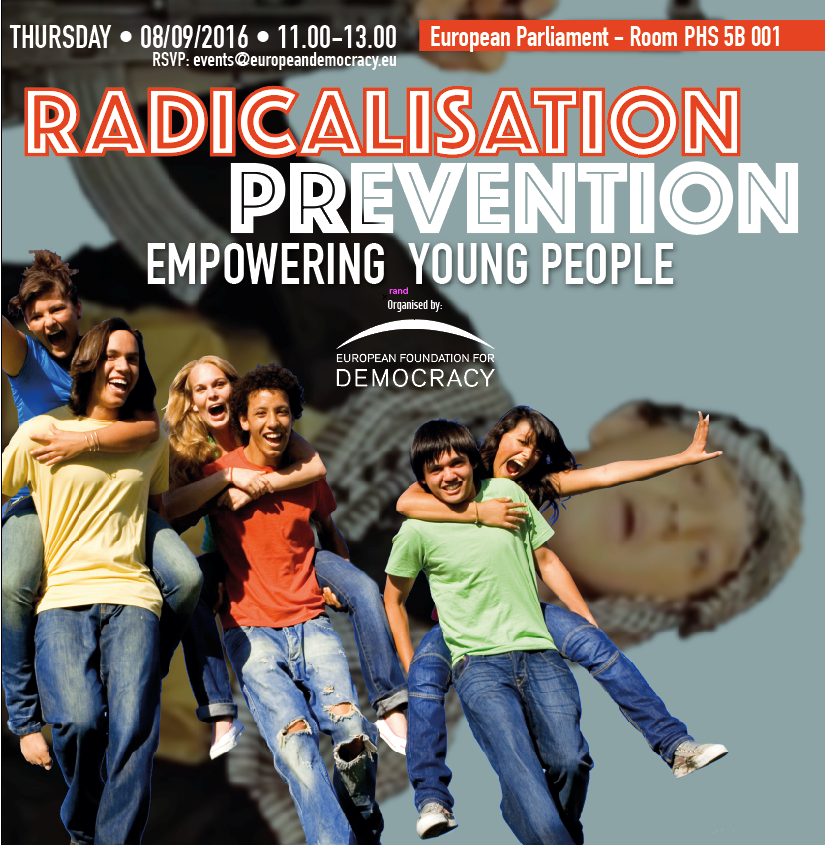 Radicalisation prevention: empowering young people