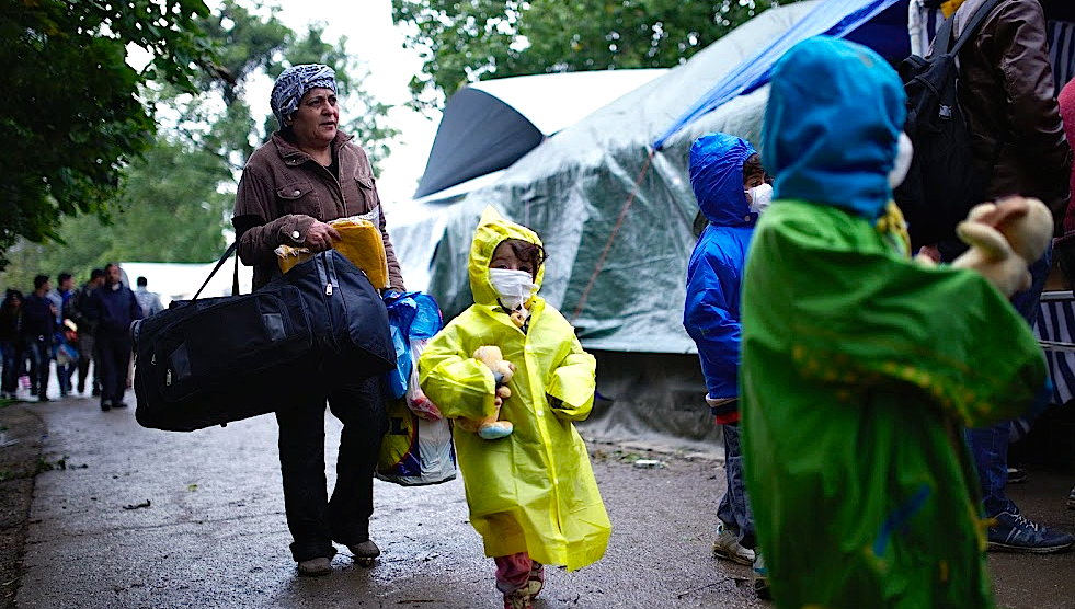 Integration of Syrian refugees in Europe needs scrutiny