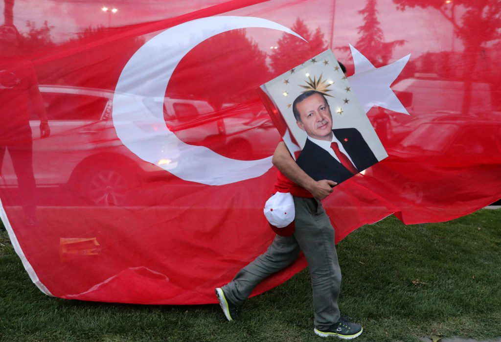 Erdogan only seems omnipotent thanks to ultra-nationalists