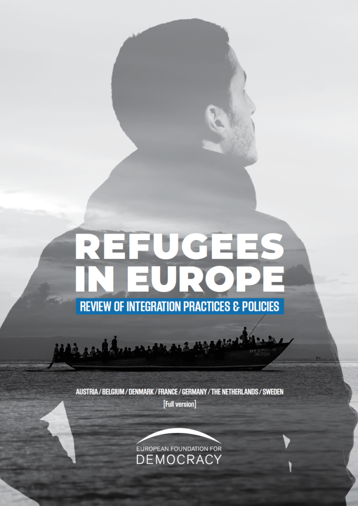 New report highlights #refugees in Europe