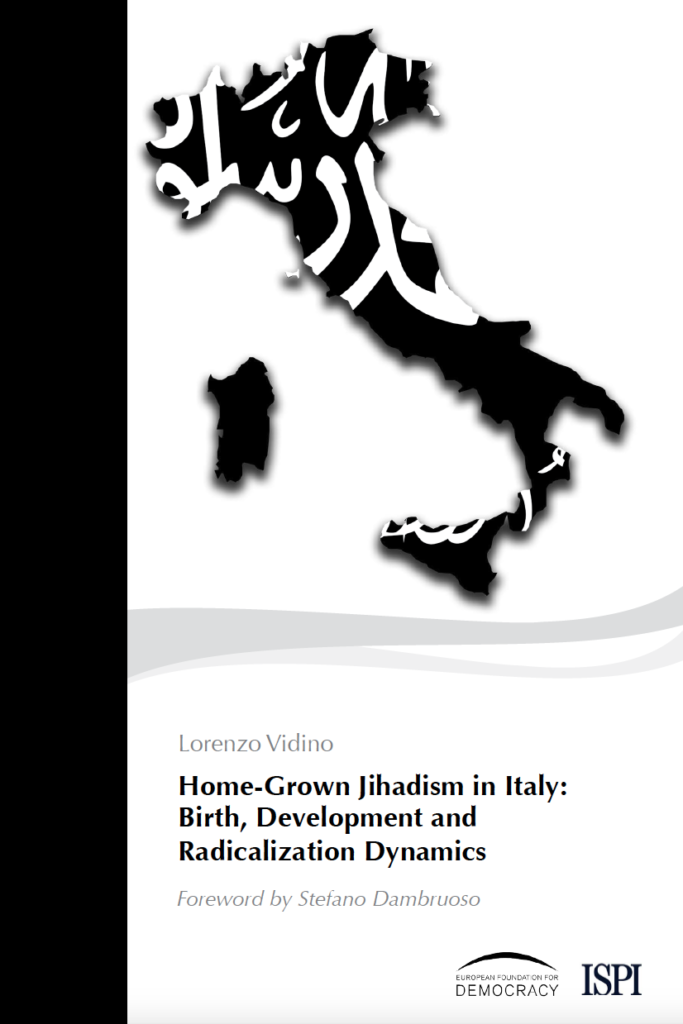 "Conference to launch new EFD study ""Home-Grown Jihadism in Italy"""