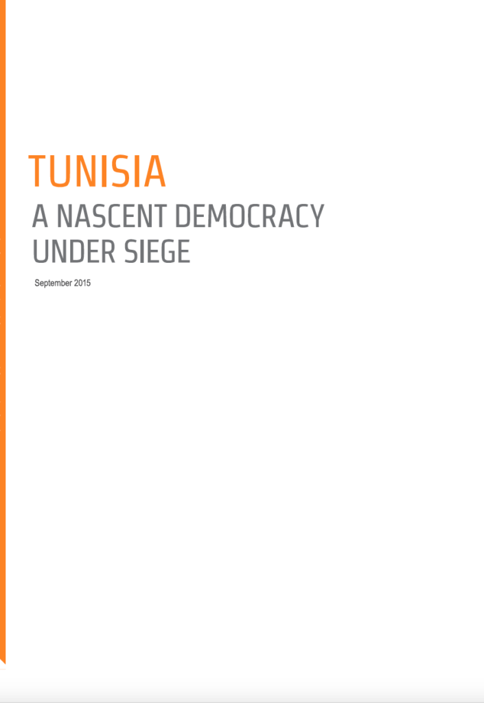 Tunisia, a nascent democracy under siege