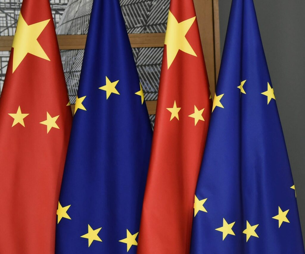 China's influence on the EU in the era of masks, spies and disinformation