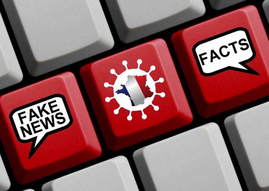 La France et le COVID-19: L'impact d'une épidémie de fake news
