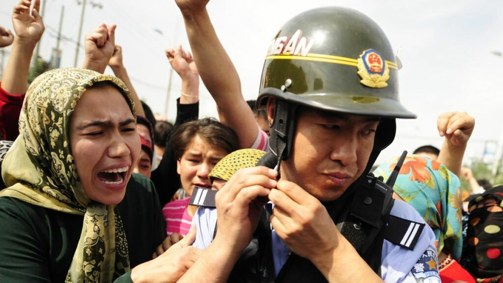 European Union and West urged to take action against Chinese 'genocide' of Uyghurs