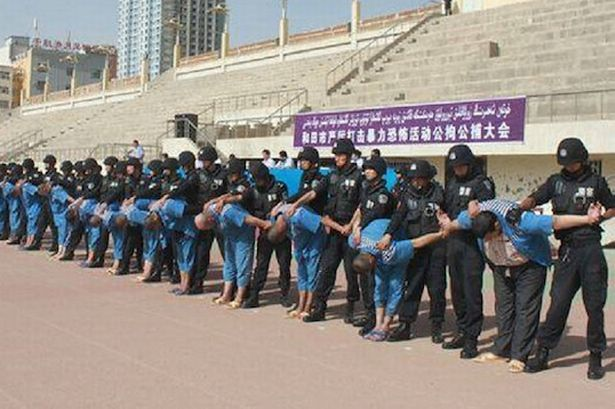 Brussels conference draws parallels between China's persecution of Uyghurs & Nazi Germany