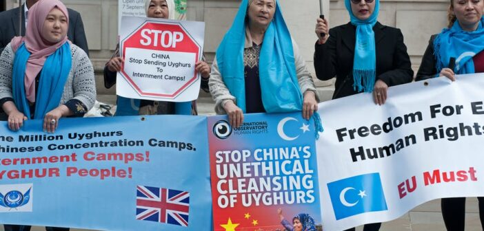 How should Europe respond to human rights violations against the Uyghurs in China ?