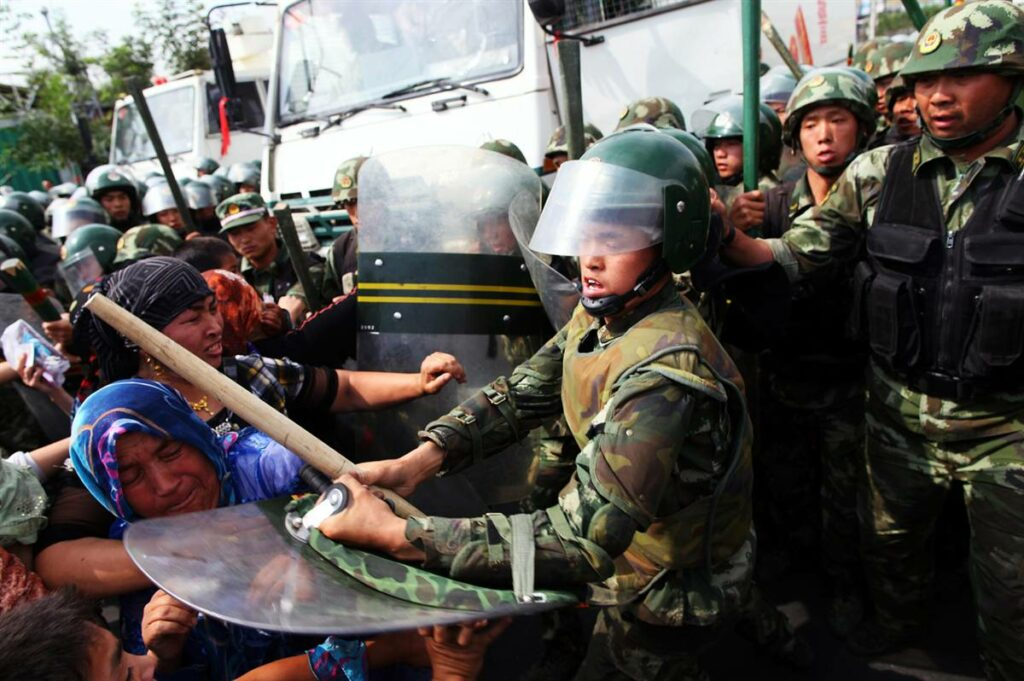 China's persecution of the Uyghurs: What can Belgium and the EU do?