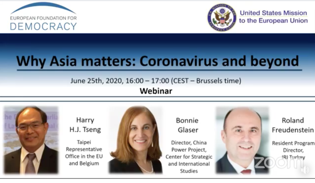 Why Asia matters: Coronavirus and beyond