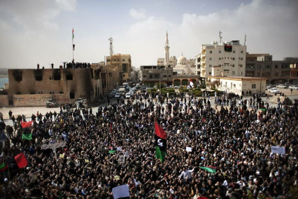 Ten years after Gaddafi, Libya tries a new start in chaos