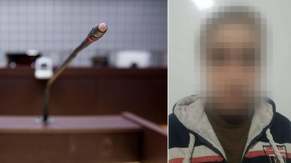 Misstänkta IS-kvinnans sista ord i hovrätten