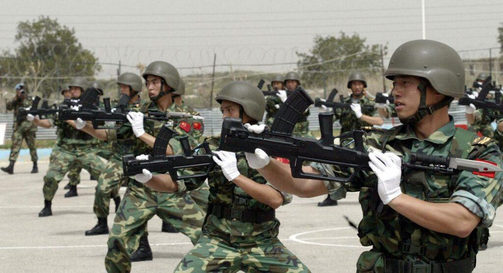 La sicurezza privata cinese in Africa: un nuovo tipo di colonialismo?