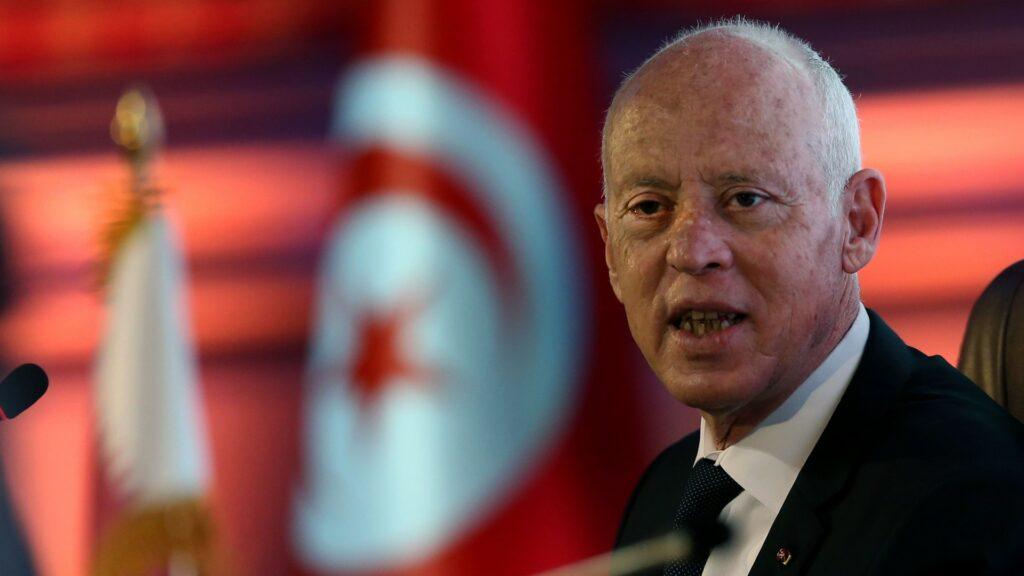 Golpetto in Tunisia