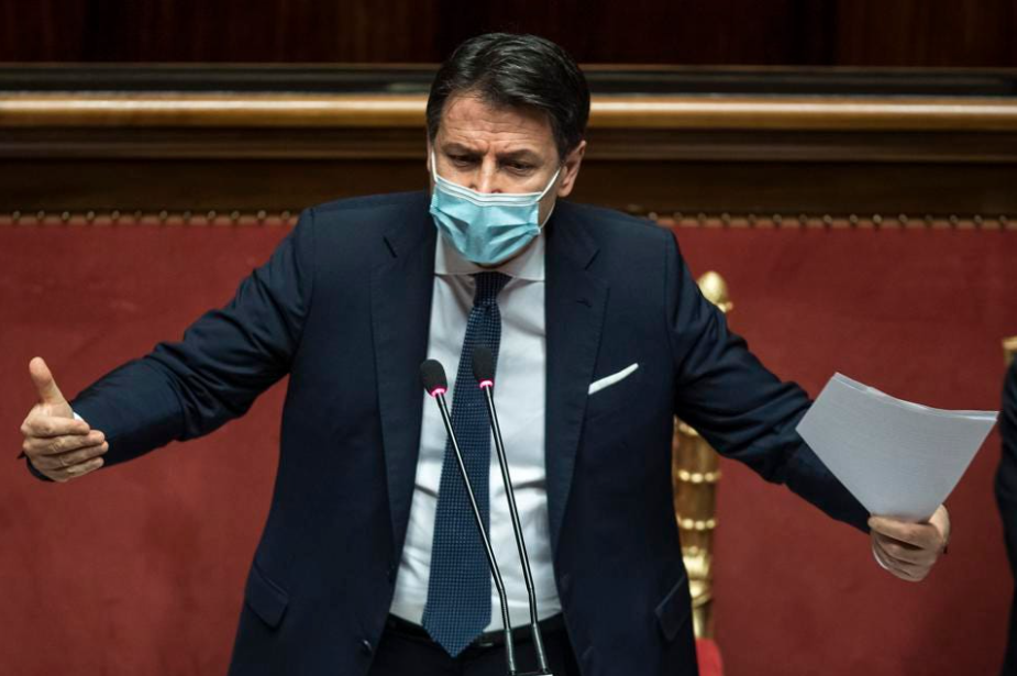 Coronavirus Pressures Plunge Italy Into New Political Crisis As Conte To Resign