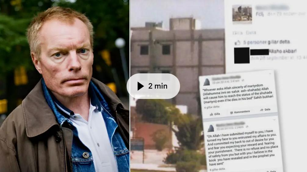 Terrorexpert ska vittna om att kvinnans Facebookkonto kapats av IS